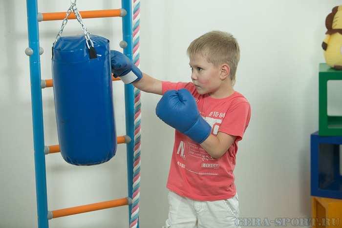 Перчатки боксерские детские Romana 4 унции для детей от 5 до 7 лет
