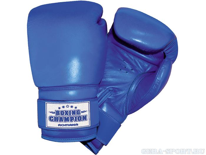 Боксерские детские перчатки Romana 6 унций
