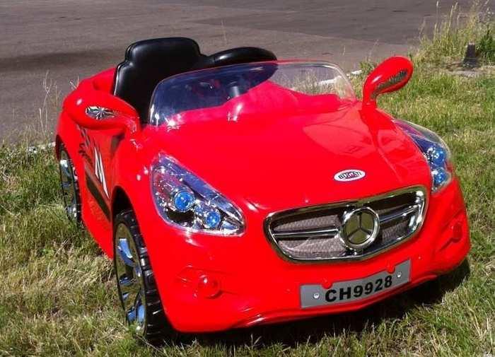 Детский электромобиль на аккумуляторе Bugati CH-9928