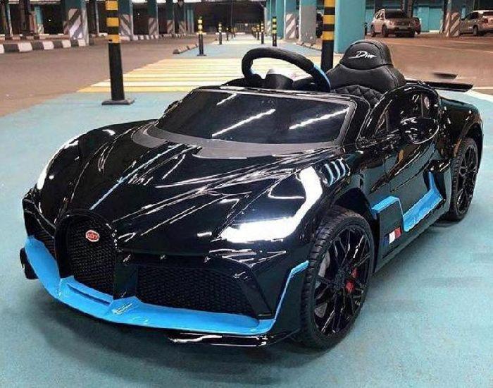 Bugatti DIVO HL338 (ЛИЦЕНЗИОННАЯ МОДЕЛЬ) детский электромобиль.