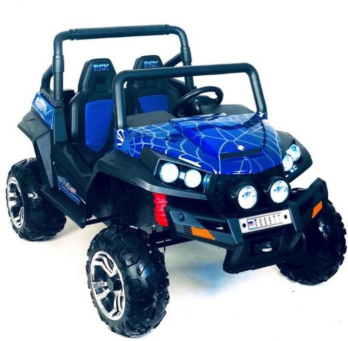 BUGGY T 009 TT - SPIDER (4×4) двухместный электромобиль детский