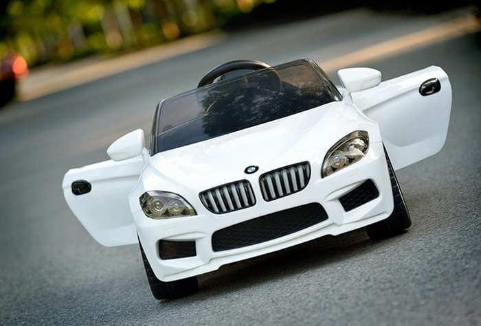 Детский автомобиль BUMER-518 LQ / BMW M6