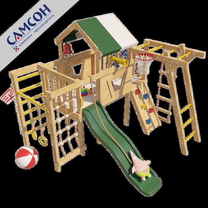Детский игровой чердак Патрик  для дома и улицы