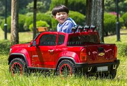 Chevrolet X 111 XX детский электромобиль джип с дистанционным управлением