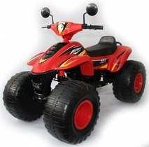 CT-658 Big Beach Racer двухместный детский квадроцикл до 7 км/ч редуктор 70W