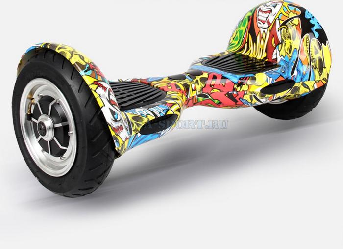 Гироскутер Smart Balance Wheel SUV 10 дюймов Bluetooth