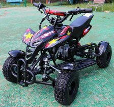Мини-квадроцикл MOTAX ATV H4 mini-50 cc детский бензиновый квадроцикл