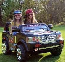 Детский двухместный электромобиль для двоих детей Energy Award 205-RC. Двухместный детский джип