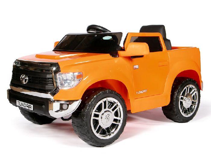Детский автомобиль TOYOTA TUNDRA JJ2125 на резиновых колесах