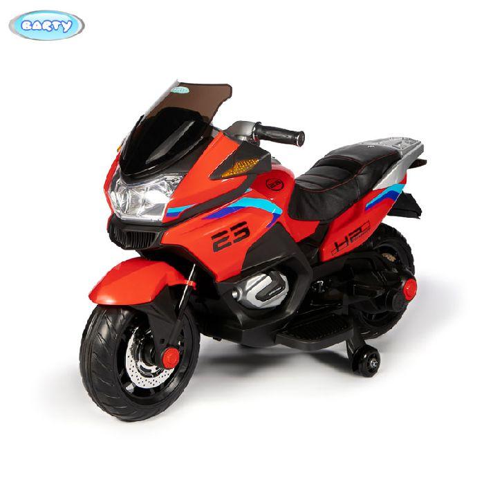 Детский мотоцикл Moto XMX 609 на резиновых колесах