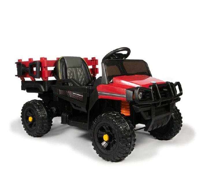 Детский электромобиль-грузовик с кузовом Barty TR-999