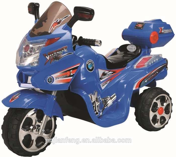 Мотоциклы для детей EC TR 1102