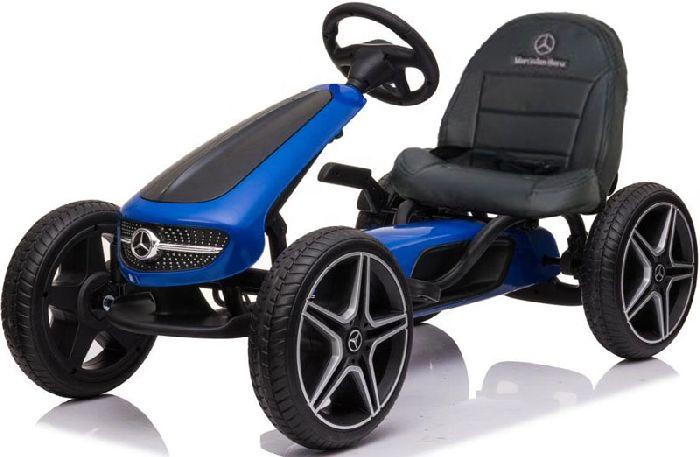 Mercedes-Benz H333HH веломобиль (ЛИЦЕНЗИОННАЯ МОДЕЛЬ) на резиновых колесах