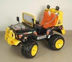 Panther II TCV-353 детский двухместный электромобиль-джип 12V