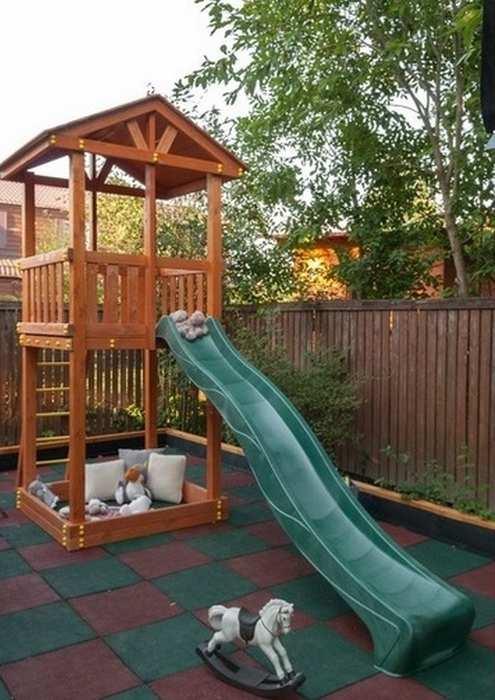 Детская игровая площадка Самсон Бремен