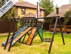 Детские игровые площадки Самсон Фрегат