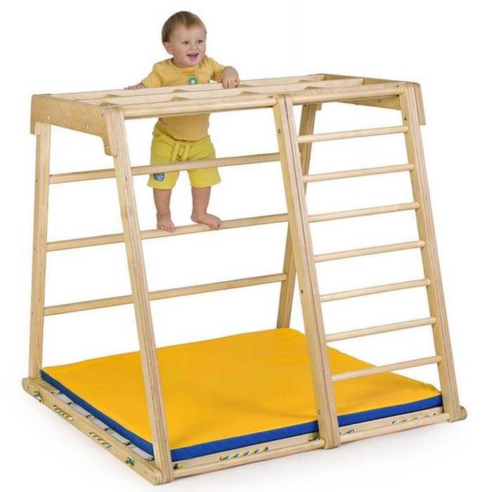 ДСК Kidwood Домино детский спортивный комплекс