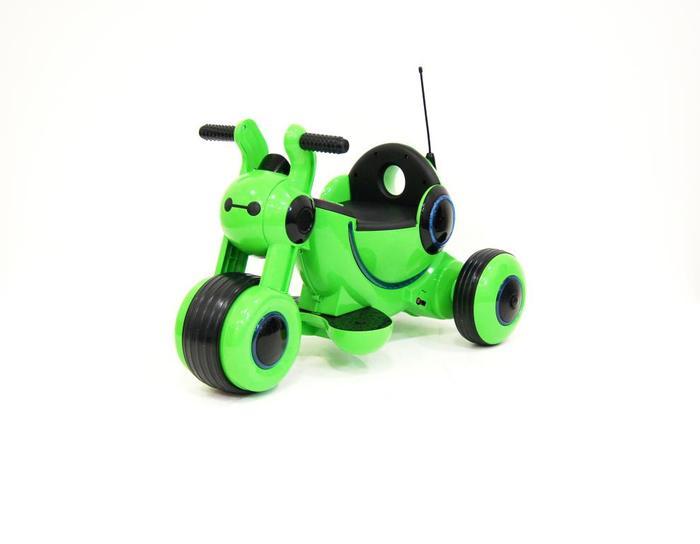 МОТО HL 300 электромотоцикл детский