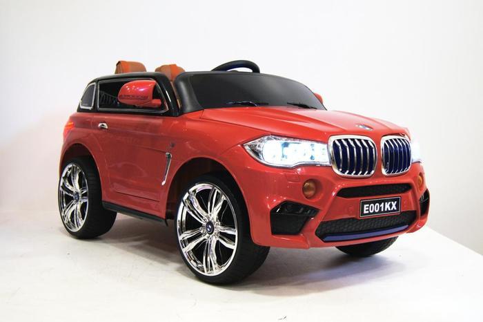BMW E 002 KX детский электромобиль с дистанционным управлением