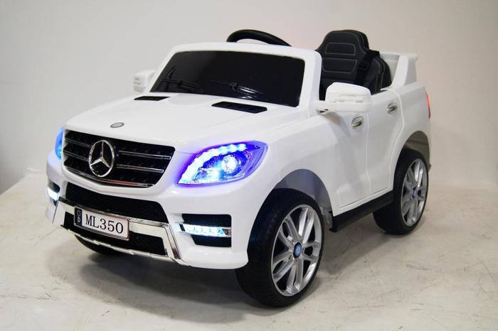 MERCEDES-BENZ ML350 детский электромобиль с дистанционным управлением