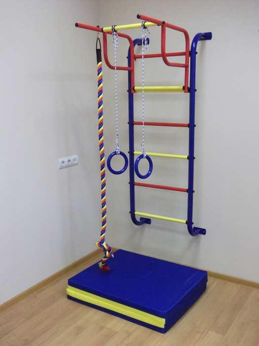 ДСК Пионер 7 детский спортивный комплекс