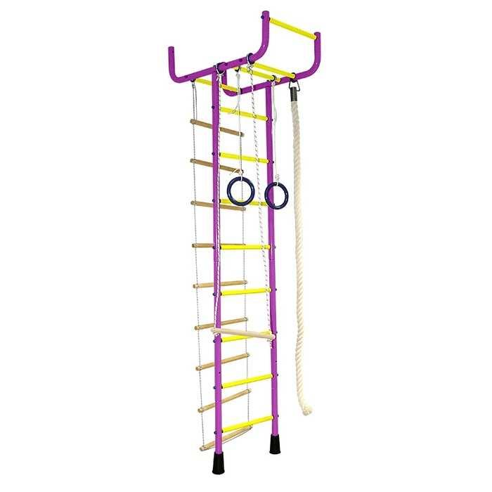 Альпинистик ДСК 3-5 Трансформер детский спортивный комплекс для квартиры
