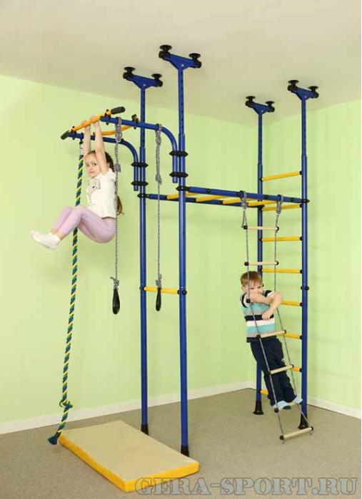 ДСК Карусель 70 детский спортивный комплекс для дома