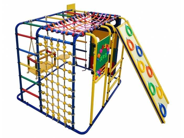 Формула здоровья ДСК Кубик У Плюс детский спортивный комплекс