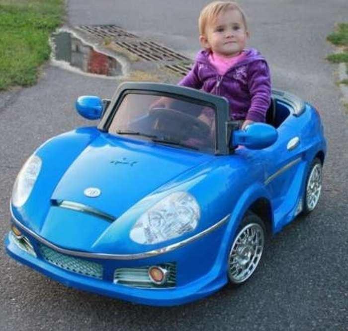 Машина детская на пульте Bugatti EC-С22