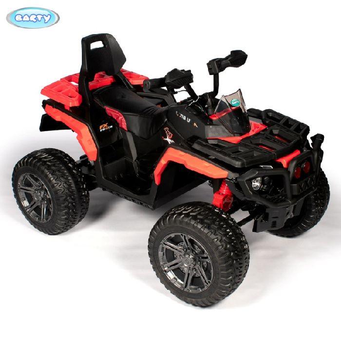 Электроквадроцикл BARTY T099MP на резиновых колесах
