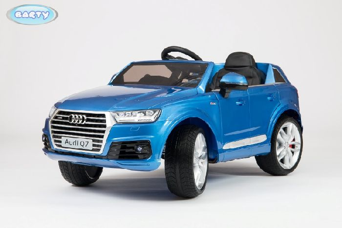 Детский электромобиль BARTY Audi Q7 (HL159) на резиновых колесах