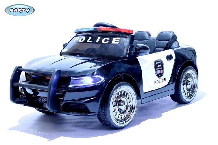 Детский автомобиль Dodge Police Б007OС на резиновых колесах