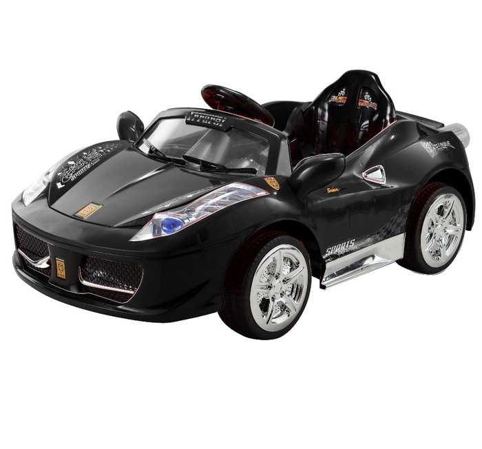 Машина детская на пульте Ferrari 8888