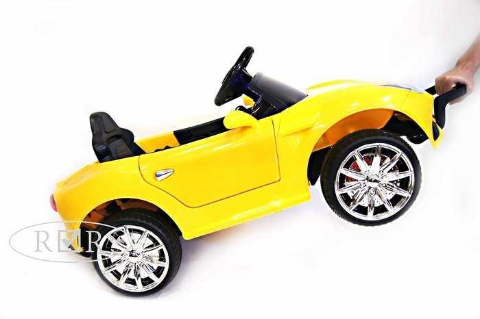 Ferrari O 222 OO электромобиль детский на пульте управления