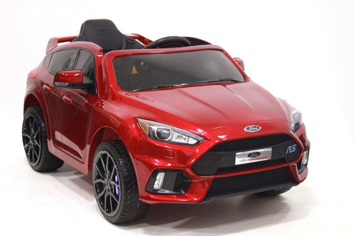 Детский электромобиль FORD FOCUS RS (лицензионная модель)