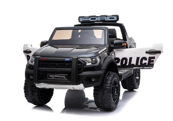 Детский электромобиль Ford Ranger Raptor на резиновых колесах