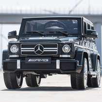 Mercedes G 63 AMG детский электромобиль джип на резиновых колесах Гелендваген