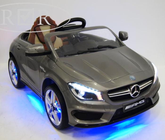 Mercedes-Benz CLA 45 A 777 AA детский электромобиль с пультом