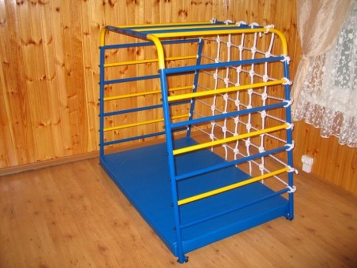 ДСК Городок Малыш 3 детский спортивный комплекс для дома