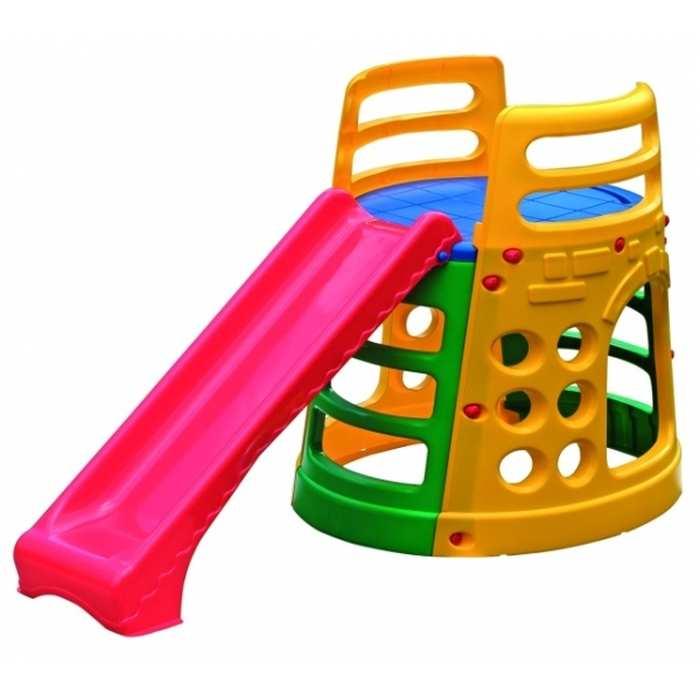 Горка детская Башня-377 Marian Plast