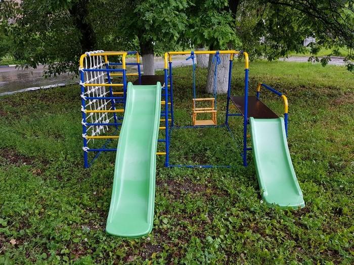 Детский спортивный комплекс ГОРОДОК Малыш 6