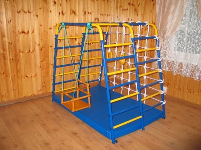 ДСК Городок Малыш 1 детский спортивный комплекс для дома