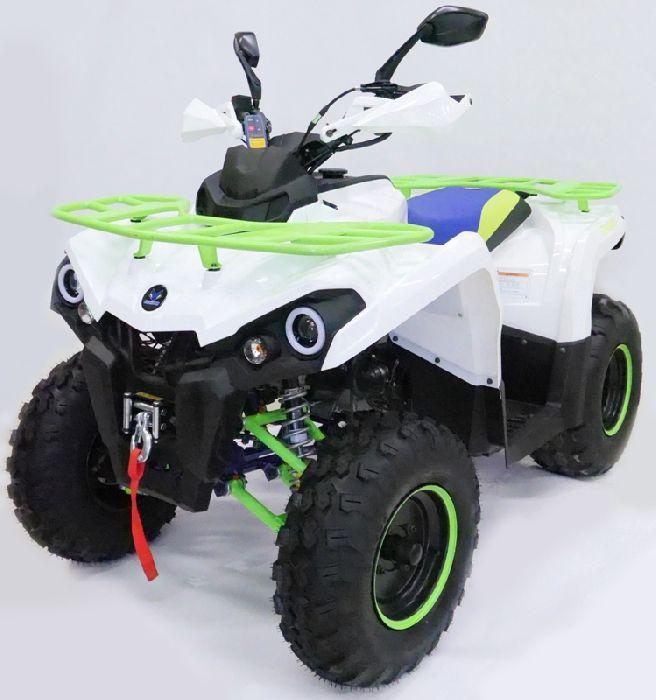MOTAX ATV Grizlik 200 NEW Подростковый квадроцикл бензиновый