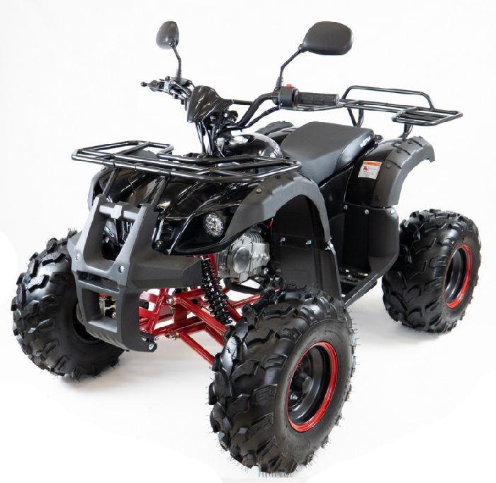 MOTAX ATV Grizlik-8 1+1 подростковый квадроцикл бензиновый