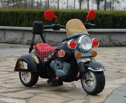 Мотоцикл для детей Joy Automatic B19 Harley Davidson