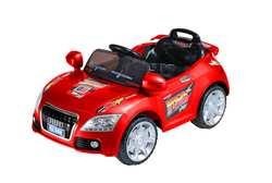 AUDI HJ-388 детский электромобиль на резиновых колесах