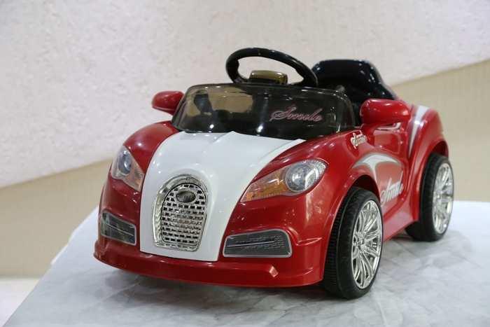 Детская машинка на аккумуляторе Bugatti HL-938 с пультом