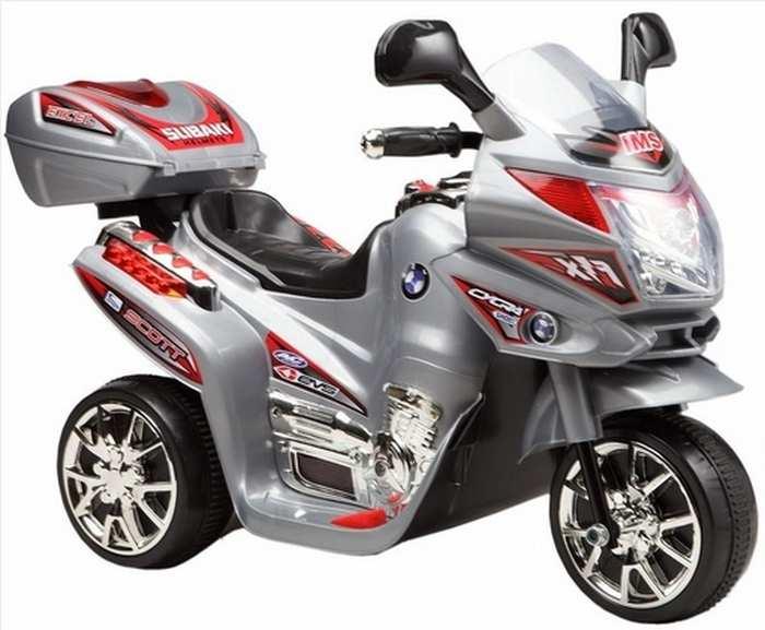 Детский мотоцикл Y-043 H-01092/HZL-C051