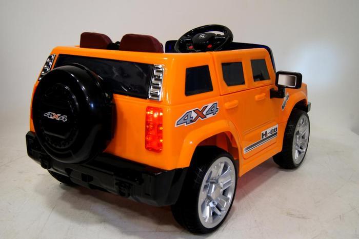 HUMMER E 003 EE детский электромобиль с дистанционным управлением