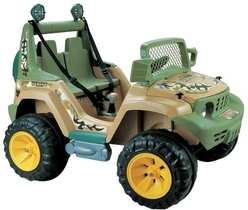 Детский электромобиль джип HUMMER RD-007